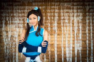 Korra -  Tranquil waters by the-mirror-melts