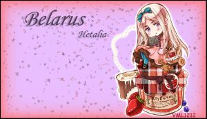 Hetalia, Belarus wallpaper by VML1212