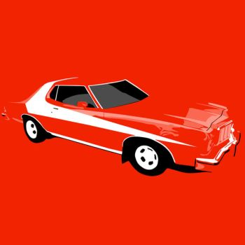 Starsky and Hutch by Mnollock