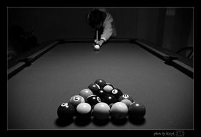 Billard by KrzykSkate