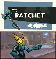 Meet the Ratchet by RatchetMario
