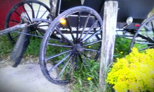 Wagon Wheel by TwoScoopsXD