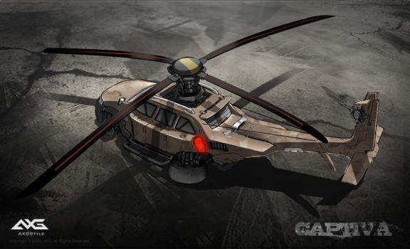 Captiva concept 2 by alienwang