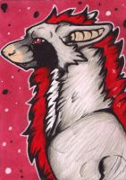 ACEO Kira by Crimson-Asylum