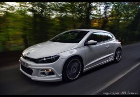 VW Scirocco ABT - 10 by rugzoo
