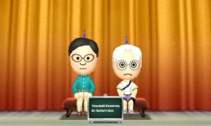 Parker and Yadiel in Tomodachi Elementary by GWizard777