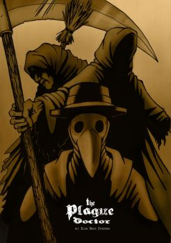 The Plague Doctor - cover by oomizuao