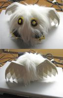 White Winged Kuriboh by Malindachan