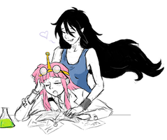 Bubbline by celinagr