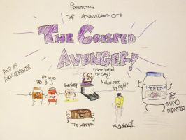 Presenting: The Crisped Avenger!! by SquidKidComics