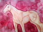 Nekkid Horse by BloodScale