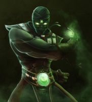 Ermac by lbasse