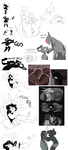 StM- Sketchdump22 EVEN MORE UNOWN by EmpurrorMooks