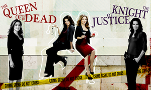 Rizzoli and Isles Title by Ashski