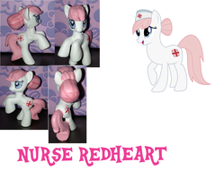 Nurse Redheart by Hope-Loneheart