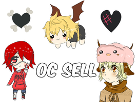 Character sell! More added by SammyJustNobody