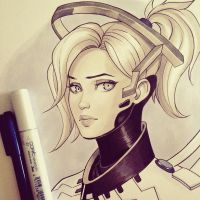 Mercy by chrissie-zullo