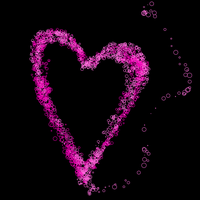 Champagne Heart by katiejo911