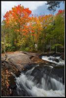 Fall in Arrowhead by IgorLaptev