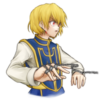 Kurapika by kirisen