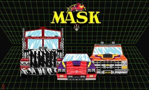 M.A.S.K. Full by Junesguy