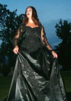 Ball Gown Terra 11 by Falln-Stock