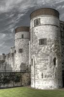 the Tower of London by chemical-monster9