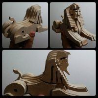 MDF Sphinx by bapabst