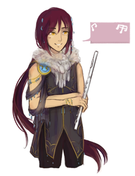 Flute's avatar by taptothebeat