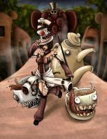Mad Hatter Erica by draconess02