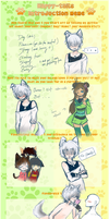 ||Happy Tails|| Introduction Meme (beware of NSFW) by kanniki