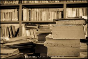 Old Library by galvezenrique95