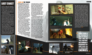 Half Life 2 Redesign Spread 2 by Meagan-Marie