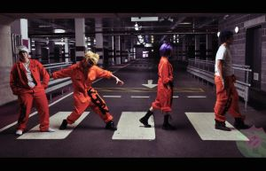KHR: Can You Walk The Walk? by DeadMelonPhotography