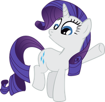 Rarity Vector by Fuzzywuff