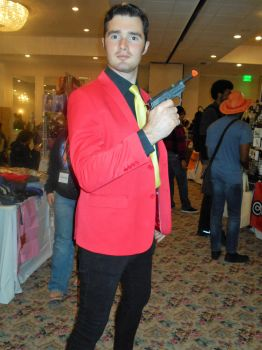 Lupin by IgnobleFiend