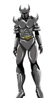 Armored Chaos Knight by SteelFanged