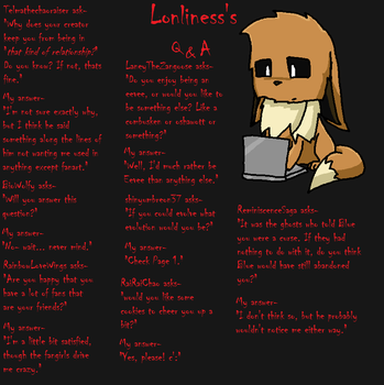 Lonliness's Q and A Page 11 by lonlinessplz