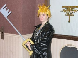 Roxas Cosplay by TheWildeOne