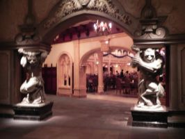 Be Our Guest Restrant by Disneyfan84