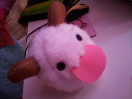 Poro from League of legends by lawy-chan