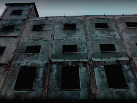 silent hill - the building by territoires