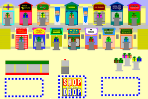 Shop Til You Drop Ideal Set 7 Bonus by JDWinkerman