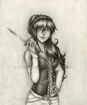 Got Your Knife. by SunlessRise