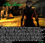 The Jester by rz1dog