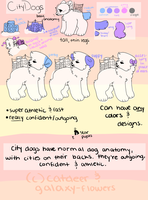 city dogs (closed species) by catdeer