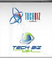 tech logo by sameer
