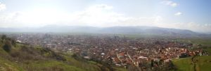 Korca West view by Rely