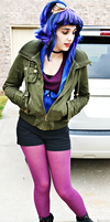 Ramona Flowers 1 by onedaysoon