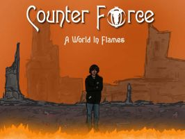 Counter Force album cover by countevil